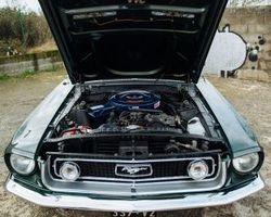 Mustang cabriolet 1968
