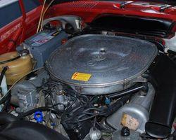 Mercedes 500 SL