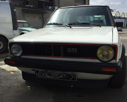 Volkswagen Golf GTI 1800 Type DX