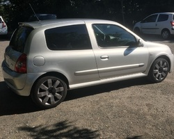 DEPOT / VENTE Renault Clio II RS 3 182CH