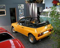 Talbot Samba cabriolet