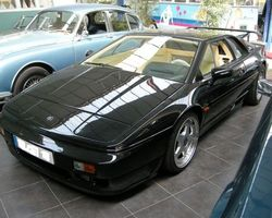 Lotus Esprit Turbo SE High Wing