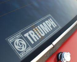 Triumph GT6 MK3