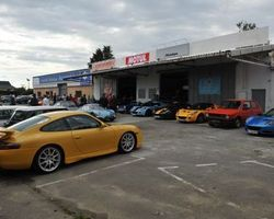 Addict Driver - Toulouse - Inauguration